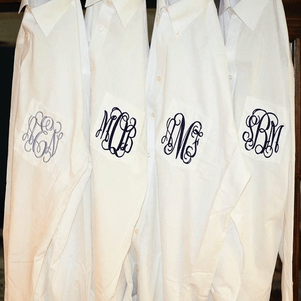 Bride & Bridesmaid Boyfriend Shirts