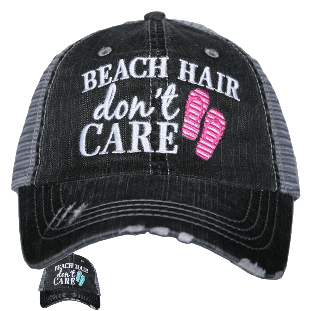 """DON'T CARE"" Hat Collection"