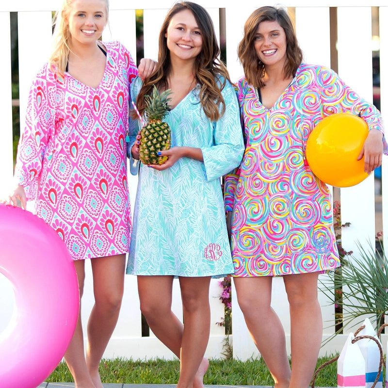 Monogram Beach Dresses
