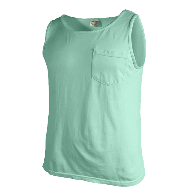 Comfort Colors Pocket Tank Tee