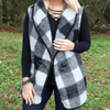 Rustic Retreat Color Block Vest