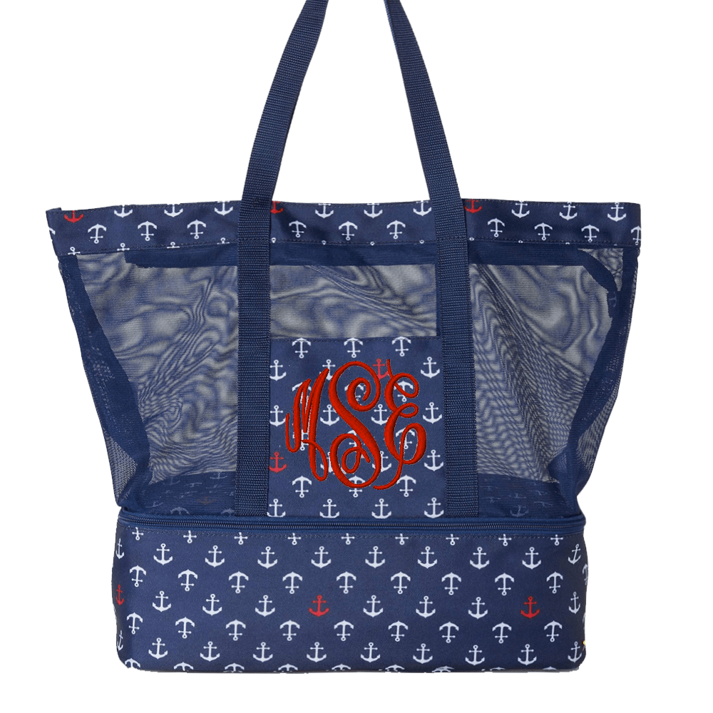 Tote Bag With Cooler