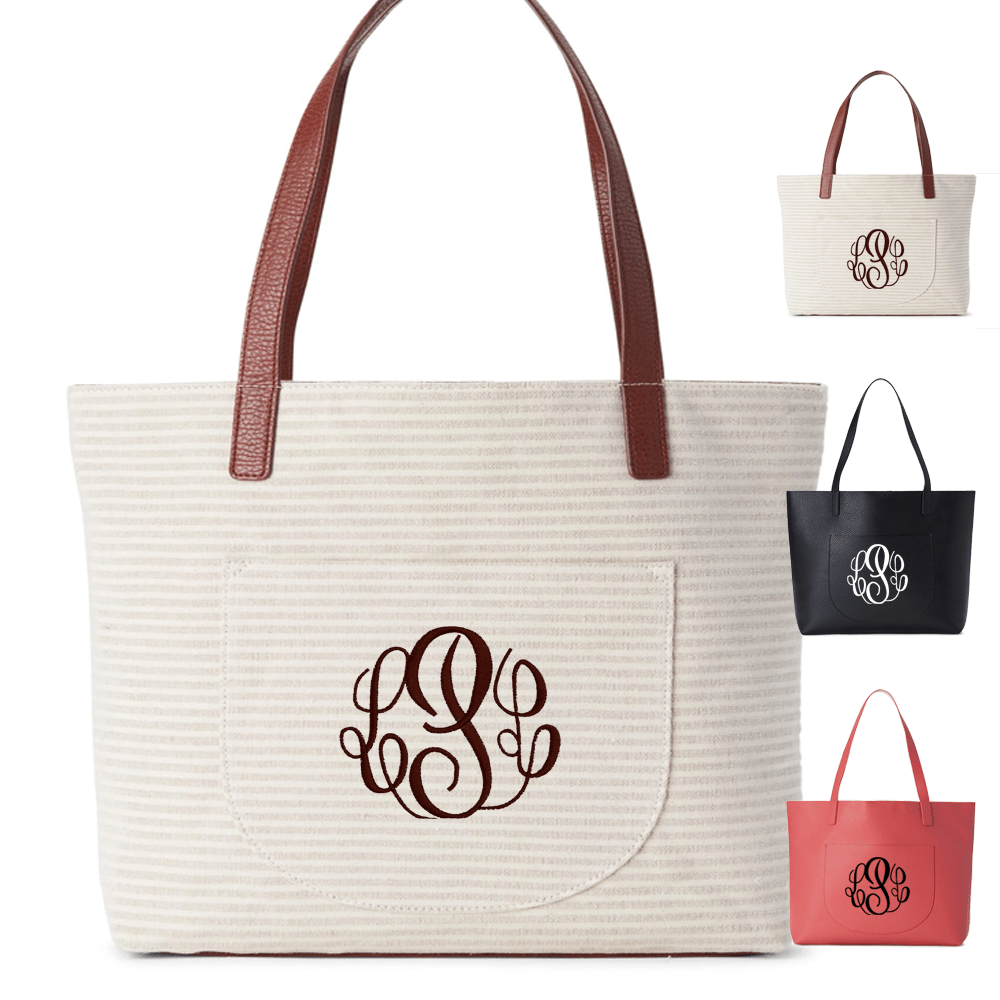 North/South Tote Bag