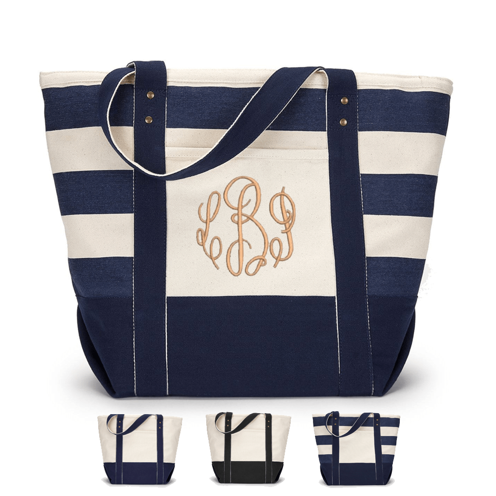 Seaside Beach Tote Bag