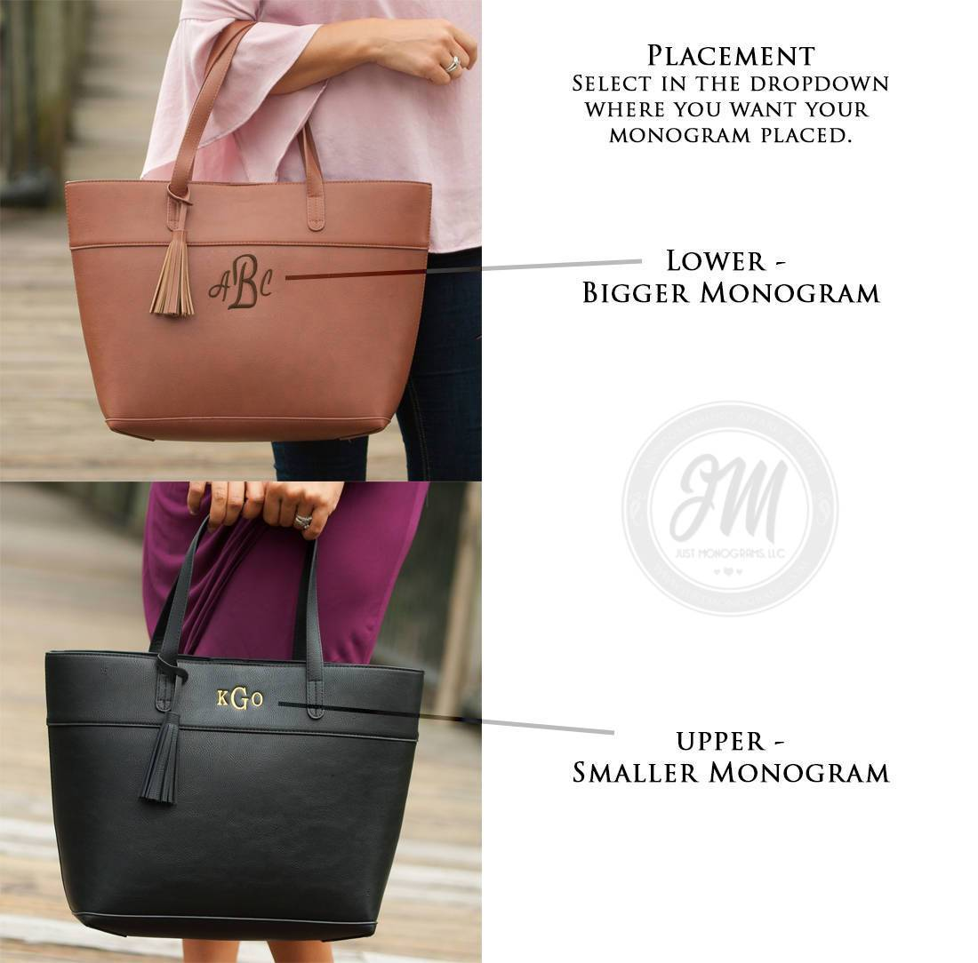 Monogram Aubrey Purse
