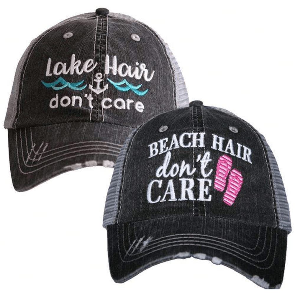 Lake/Beach Hair Hat