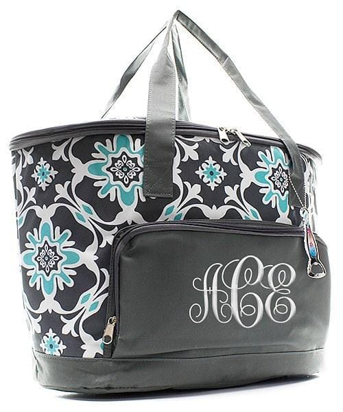 Monogram Insulated Cooler Bags