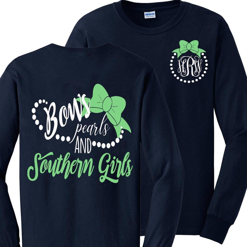 Southern Girls | MONOGRAM GRAPHIC