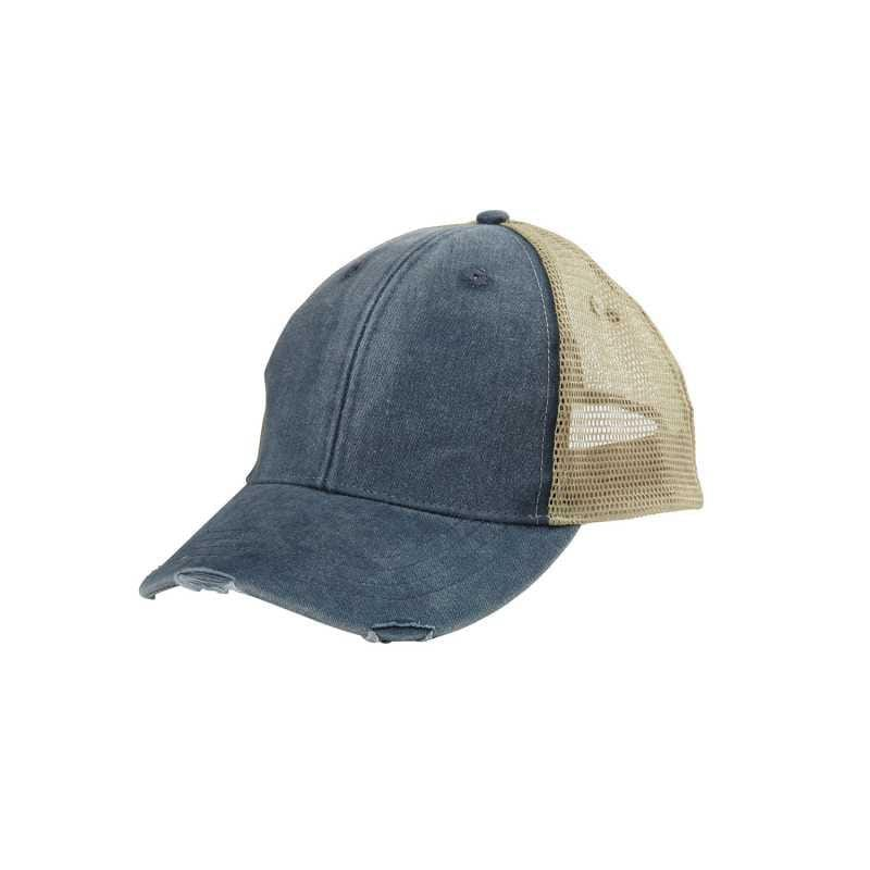 Distressed Trucker Hats