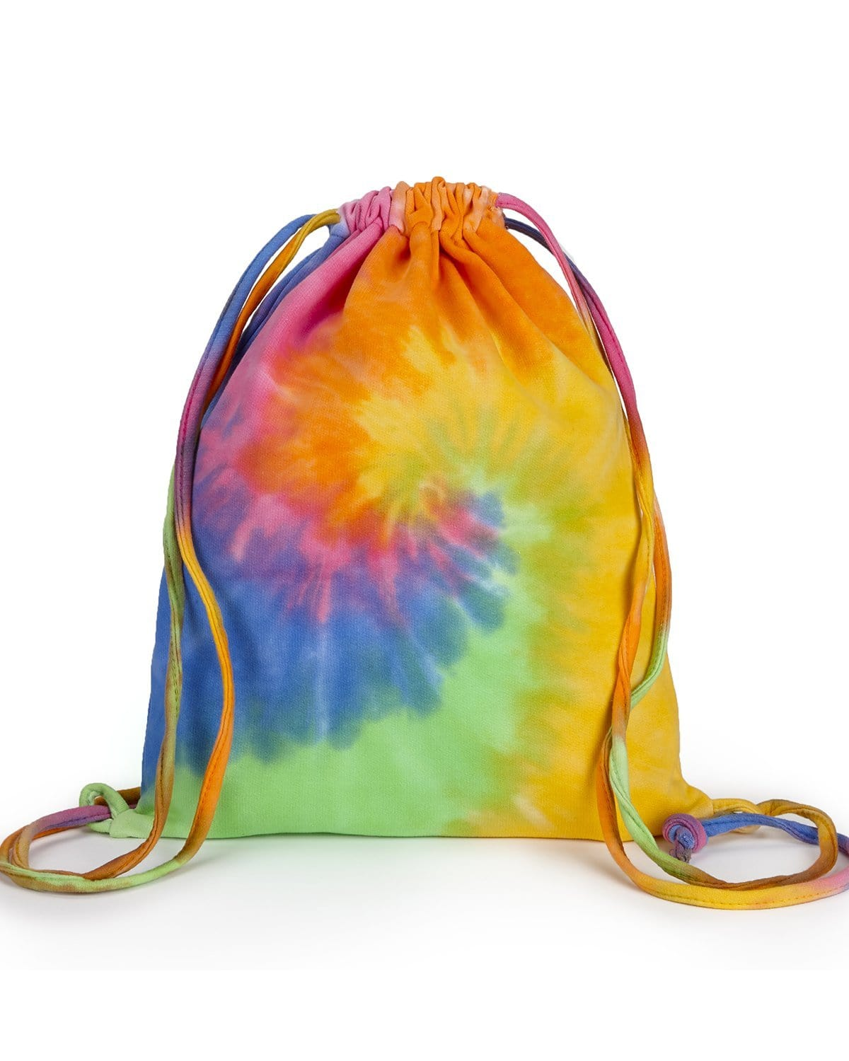Monogram Tie Dye Backpack