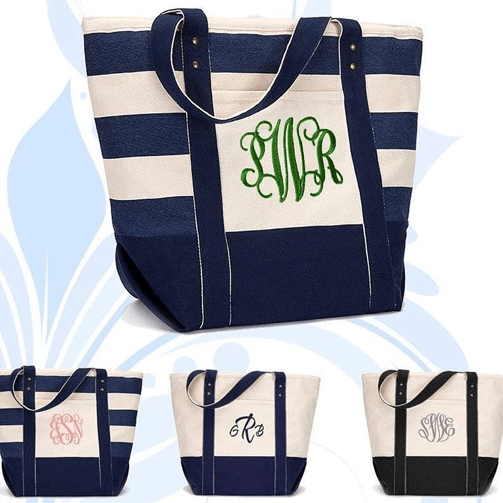 Seaside Beach Totes