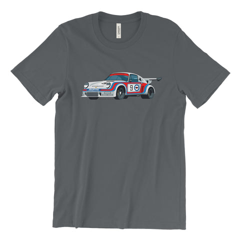 Porsche 911 Carrera RSR on Asphalt Men's Tee