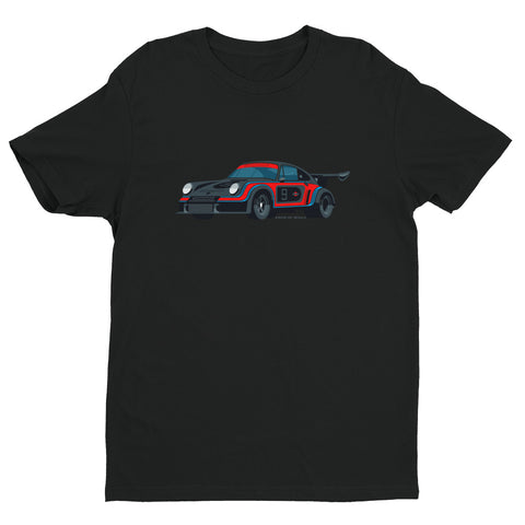 "911 Carrera RSR ""Dark Mode"" Men's Tee"