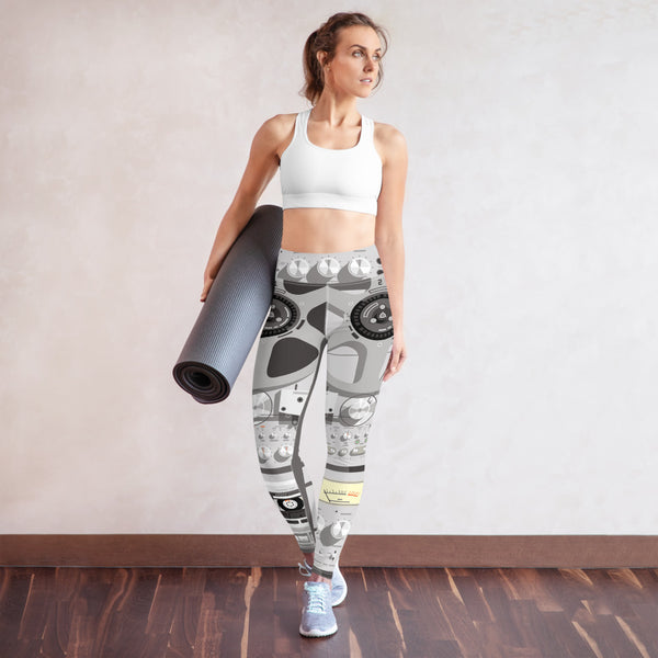 Stereo Yoga Leggings