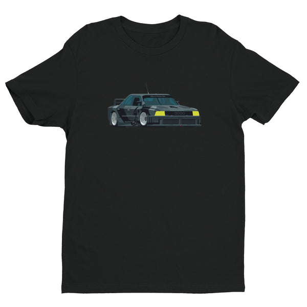 "90 Quattro IMSA GTO ""Dark Mode"" Men's Tee"