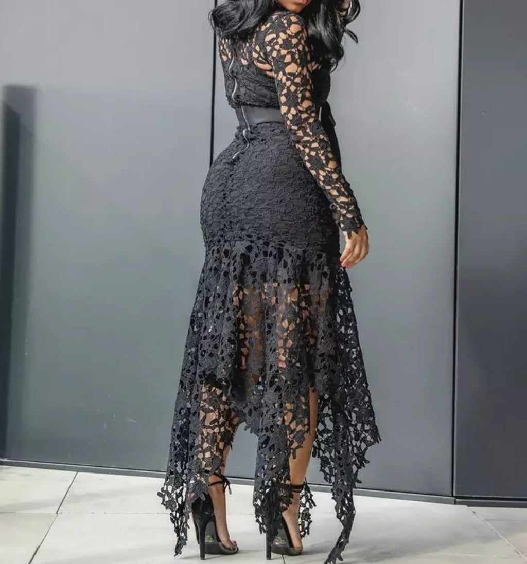 Date Night Lace Dress