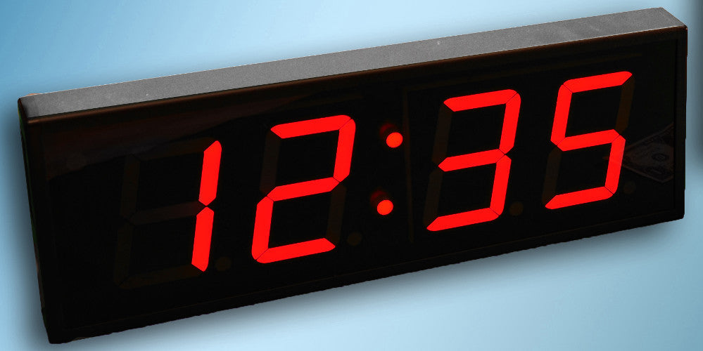 Giant Digital LED Clock Timer