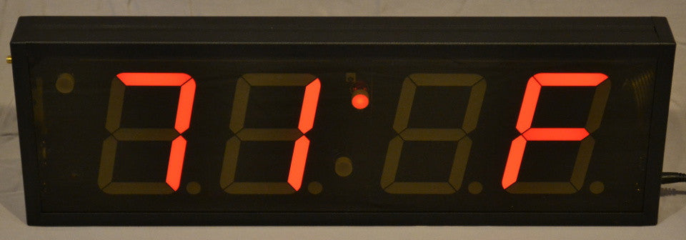 Large Digital Temperature Display