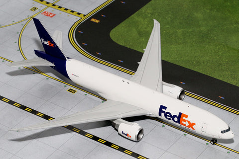 Gemini Federal Express (Fedex) B777-200F 1:200 #N884FD G2FDX535