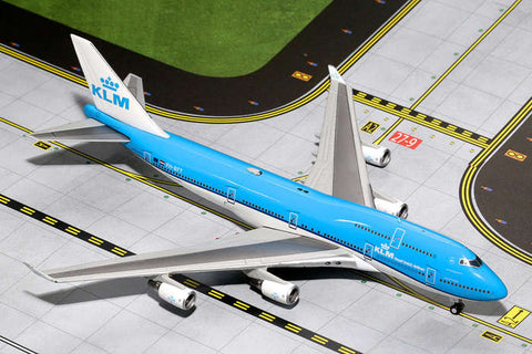 Gemini KLM B747-400 Reg#PH-BFT 1:400 GJKLM1211 (September 2015)