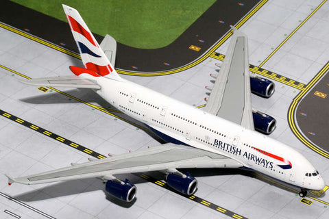 Gemini British Airways A380-800 1:400 GJBAW1500 (September 2015)