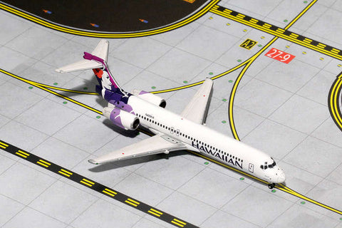Gemini Hawaiian 717-200 #N489HA 1:400 GJHAL1532 (September 2015)