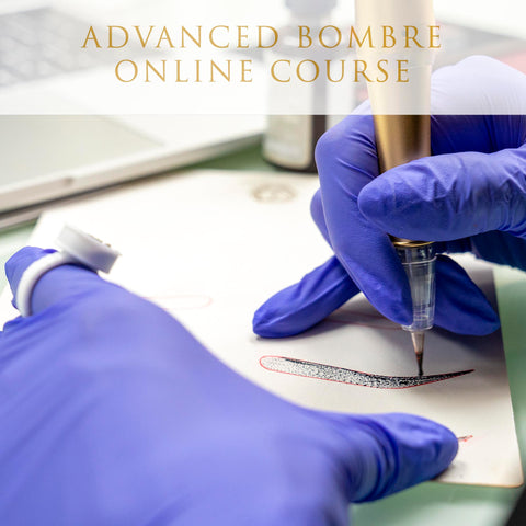 Advanced Bombre Brows Online Course