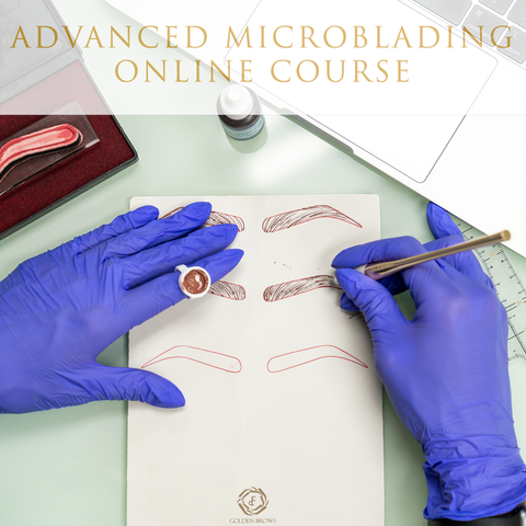 Advanced Microblading Online Course