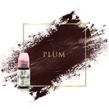Perma Blend Plum cosmetic tattoo pigment, great pigment for permanent makeup eyeliner