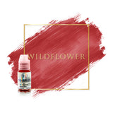 Perma Blend Wildflower cosmetic tattoo pigment, great pigment for permanent makeup lips