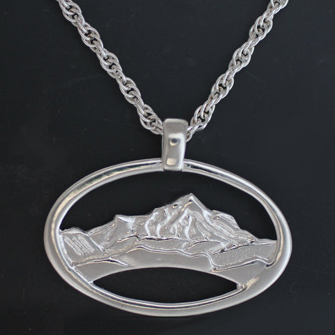 Whiteface Mountain Necklace