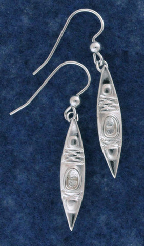 Kayak Jewelry - Sterling Silver
