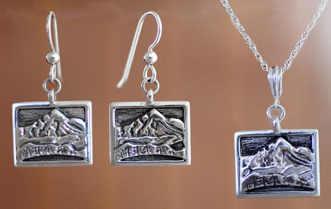 Whiteface Jewelry - Sterling Silver