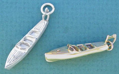 Sterling Silver Chris Craft Jewelry