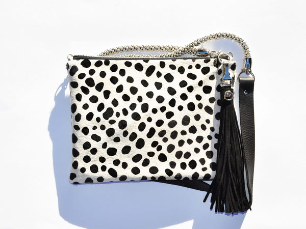 CHEETAH CROSS BODY CALI