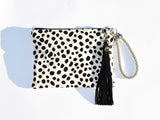 CHEETAH CALI CLUTCH