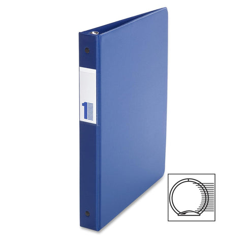 Binders, Comm. Grade 1 in - O Ring, Royal Blue