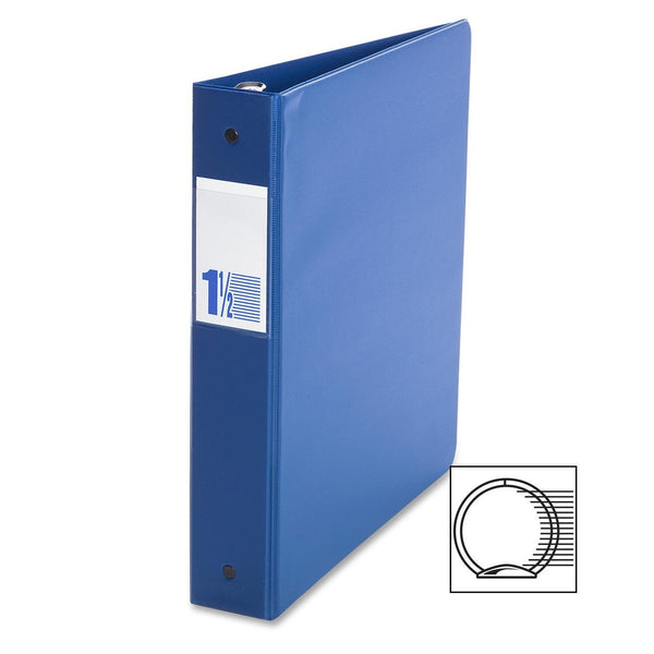 Binders, Comm. Grade 1.5  in - O Ring, Royal Blue