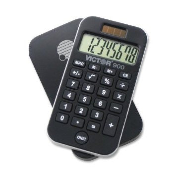 Calculator, Basic 8 digit, dual power