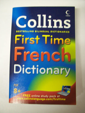 Dictionary, First Time French