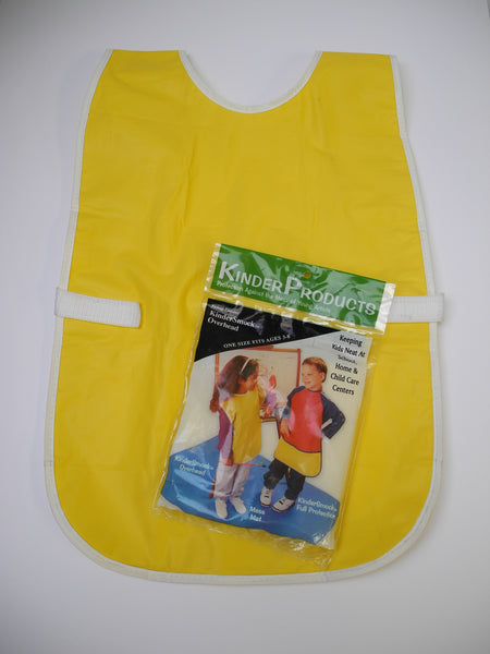 Paint Smock, Sleeveless Ages 3-8