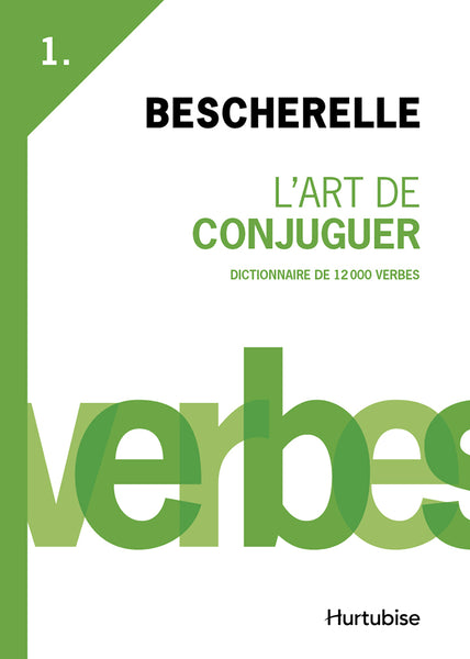 Dictionary, L'art De Conjuguer GREEN COVER