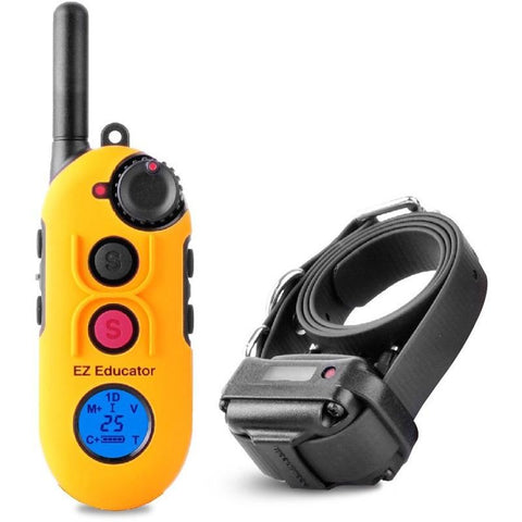 EZ-900 E-Collar Remote Trainer  800m range with  stim, vibration and sound