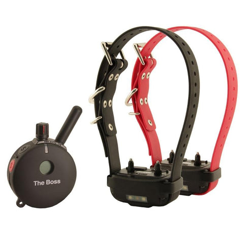 'The Boss' 802TS E-Collar Remote Trainer