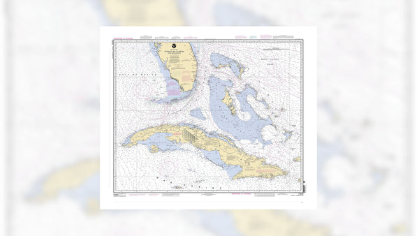 Florida & Gulf of Mexico Maps