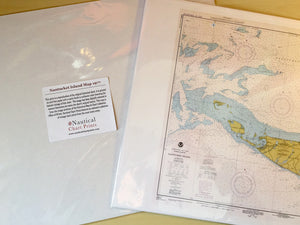"Five (5) 13""x19"" Map Prints - Wholesale Order"