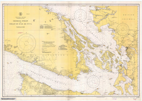 1992 Anacortes to Skagit Bay Map
