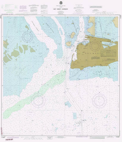 Florida & Gulf of Mexico Maps – Tagged
