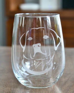 Labrador Retriever Glasses
