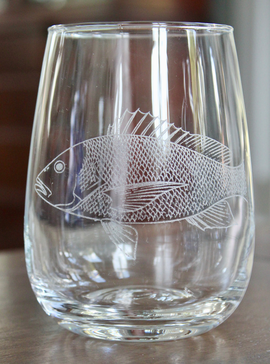Red Snapper Glasses